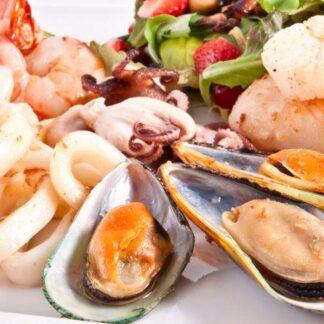 Другие морепродукты